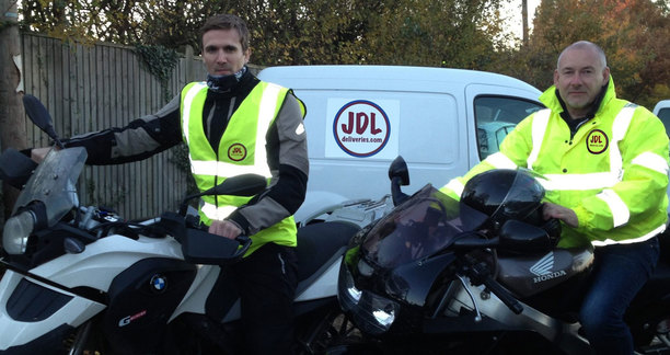 JDL Deliveries Motorcycle Couriers